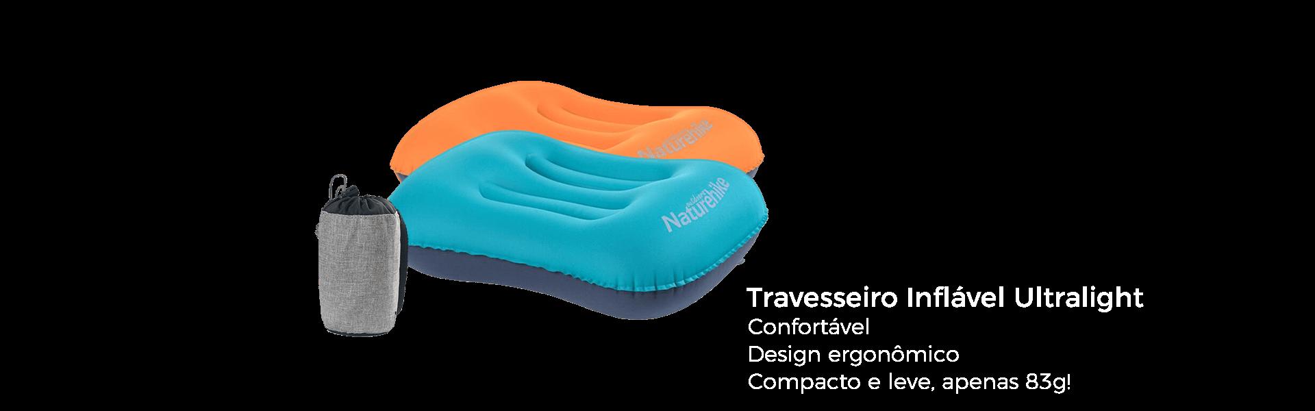 Travesseiro Inflável Ultralight Naturehike